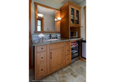 California Craftsman Bathrooms